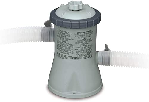 popular Intex Krystal Clear Cartridge wholesale Filter Pump for online Above Ground Pools, 330 GPH Pump Flow Rate, 110-120V with GFCI online sale