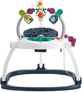 Fisher-Price Astro Kitty SpaceSaver Jumperoo Infant Activity Center