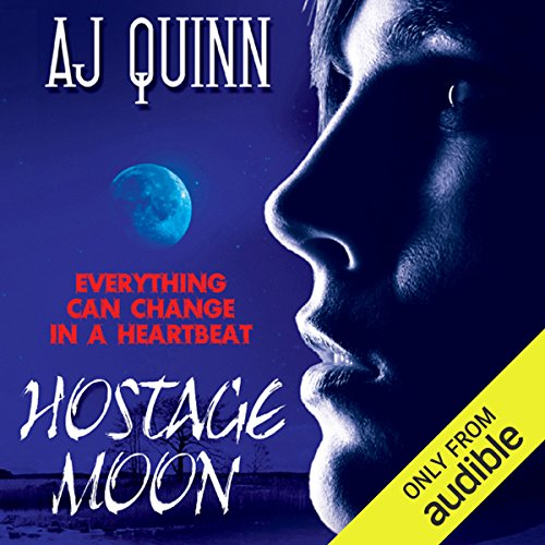 Hostage Moon audiobook cover art