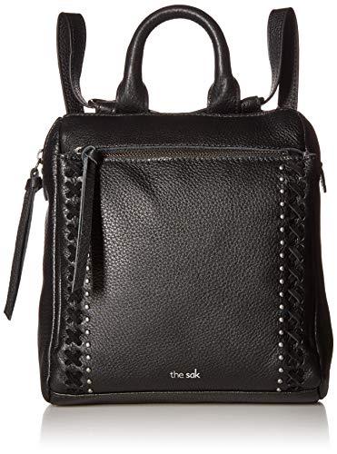 The SAK Unisex-Erwachsene Loyola Mini Backpack Rucksack, schwarz, Einheitsgröße