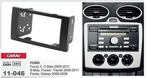 CARAV 11-002 autoradio façade radio Fascia Facia panel pour Audi a6 4b Allroad DIN