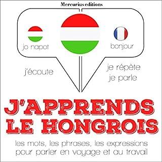 Couverture de J'apprends le hongrois