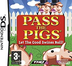 Nintendo Ds Pass The Pigs Let The Good Swines Roll - NINTENDO