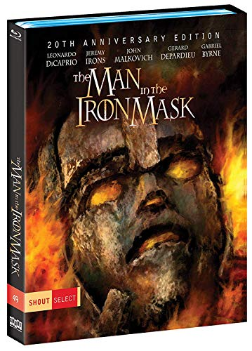The Man in the Iron Mask (1998) [Blu-ray]
