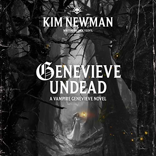 Genevieve Undead cover art
