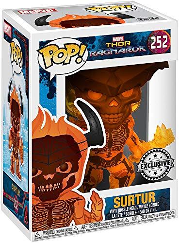 Funko Pop Marvel Thor Ragnarok 252 Surtur Exclusive