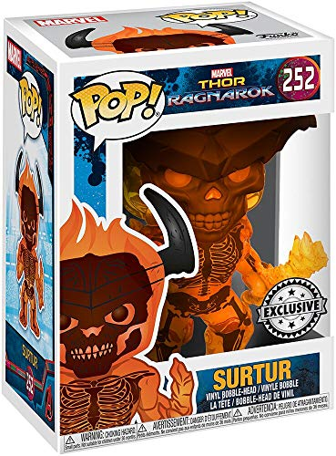 Funko POP! Marvel Thor Ragnarok: Surtur Exclusivo