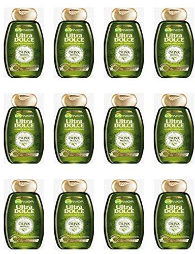 Garnier Ultra Doux Olive Mitica Shampooing pour cheveux nourrissant offert