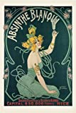 Pyramid America nover-Absinthe Blanqui, Kunst Poster Print,