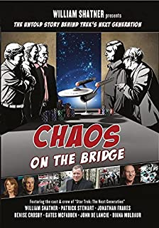 William Shatner Presents: Chaos On The Bridge by William Shatner
