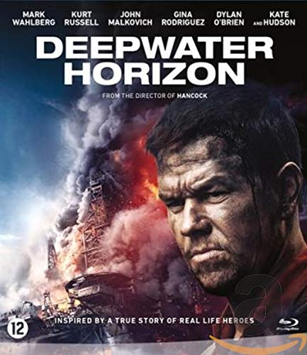 BLU-RAY - Deepwater Horizon (1 Blu-ray)