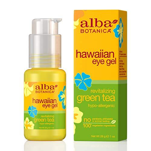 Alba Hawaiian Green Tea Eye Gel