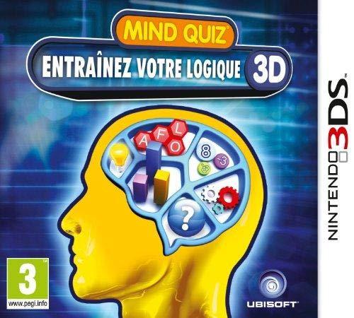 Mind quiz : entraînez votre logique 3D [Importación francesa]