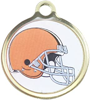 Hunter Cleveland Browns Pet Instant ID Tag