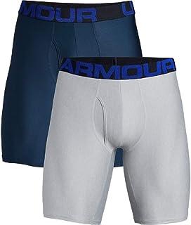 Under Armour Men's Tech 9-inch Boxerjock Boxer Brief