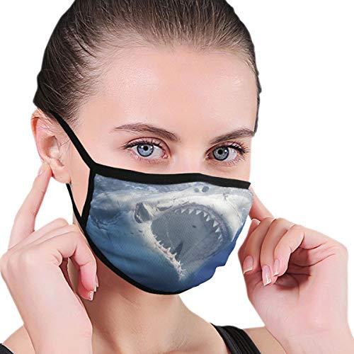 Doinh Black Edge Mask, haai, stofmasker, Geschikt voor mannelijke en vrouwelijke maskers