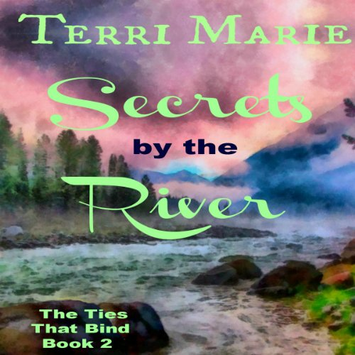 Secrets by the River audiobook cover art