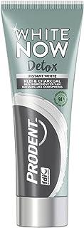 12x Prodent Tandpasta White Now Detox Klei & Charcoal 75 ml