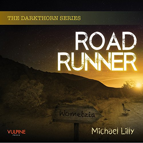 Roadrunner audiobook cover art