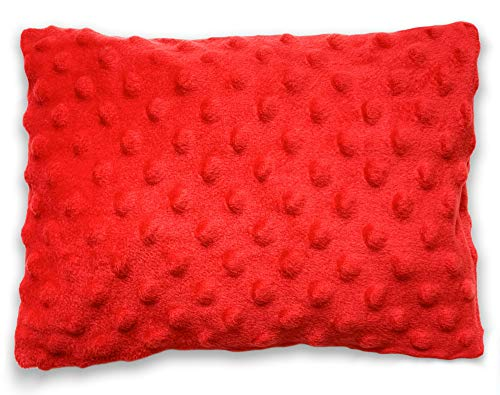 Great Features Of Solayman's Microwavable Buckwheat Heating Pad- Moist Heat Therapy Pillow- Hot and ...