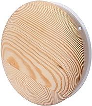 Ø 125 mm houten schijfventiel afvoer- en toevoerlucht plafondventiel ventilatierooster sauna