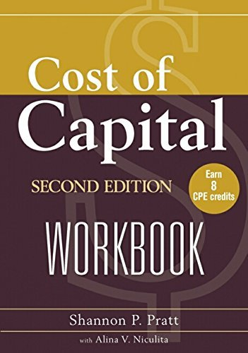 Cost of Capital Workbook (English Edition)