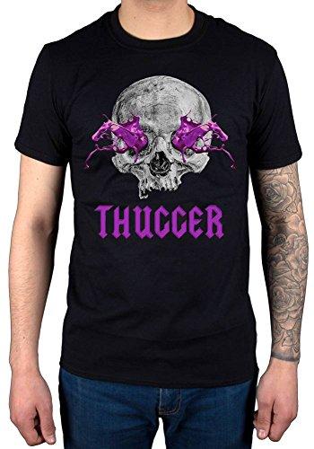 Official Young Thug Thugger Slim Skull T-Shirt