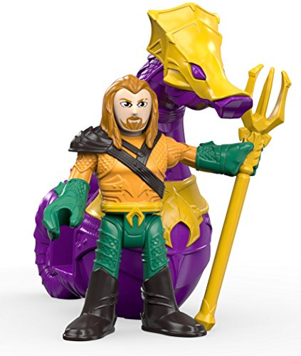 Fisher-Price Imaginext DC Super Friends Aquaman & Seahorse 3