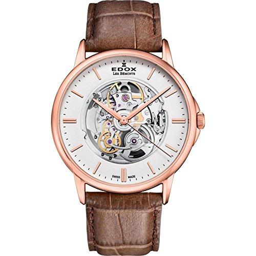 EDOX Reloj analógico para Hombre de 85300 37R Air