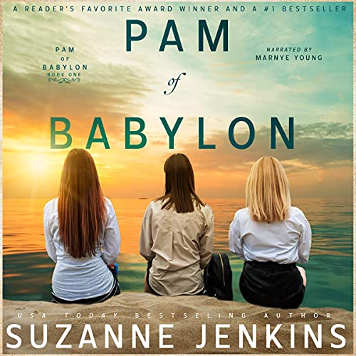 Pam of Babylon Audiobook By Suzanne Jenkins cover art