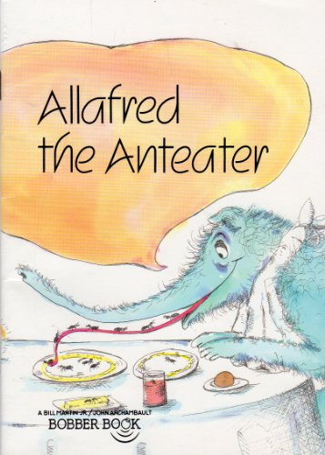 Allafred the Anteater
