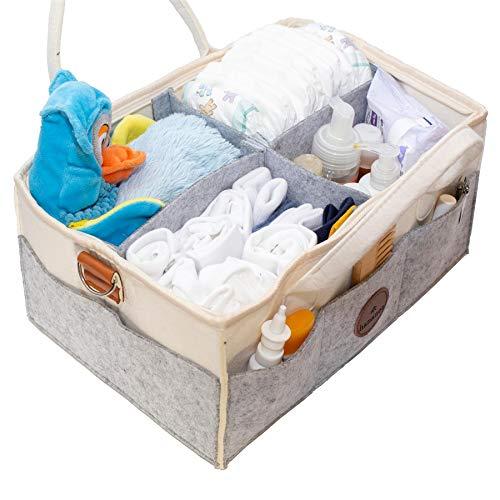Hananee Baby Diaper Caddy Organizer...