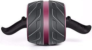 Abdominal Wheel, Rebound Abdomen Wheel, Men's Sports Training Fitness Equipment, Home Female Belly Abdomen Mute Roller Cre...