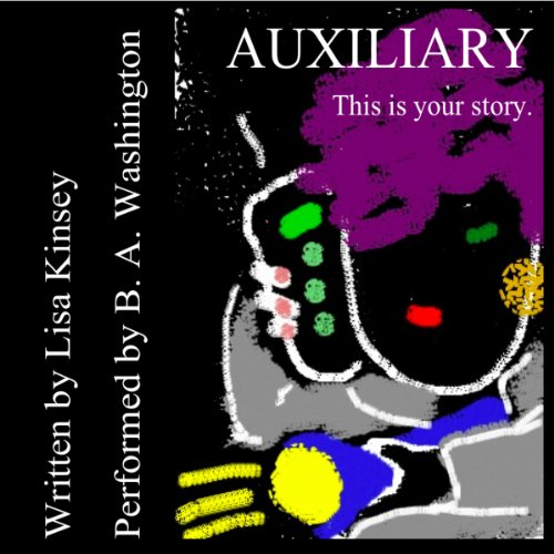 Auxiliary audiobook cover art