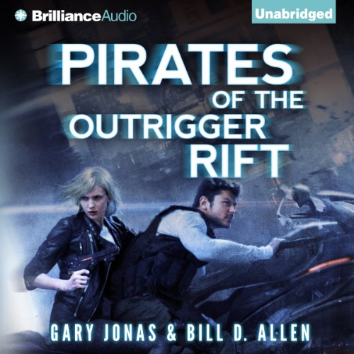 Pirates of the Outrigger Rift audiobook cover art