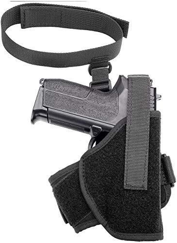 Craft Holsters Ruger SR40 Compatible Holster - Ankle Gun...