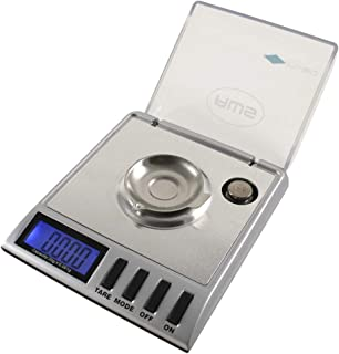 GEMINI-20 Portable Precision Digital Milligram Scale 20g x 0.001g (Silver), GEMINI-20
