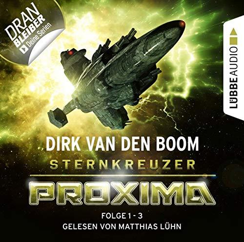 Sternkreuzer Proxima 1-3 Titelbild