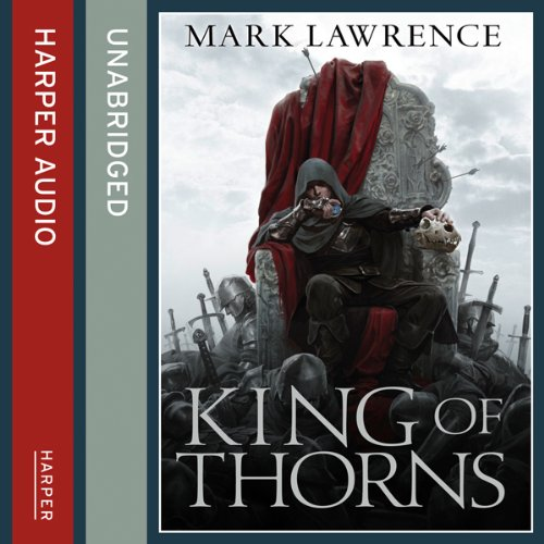 Couverture de King of Thorns: Broken Empire 2