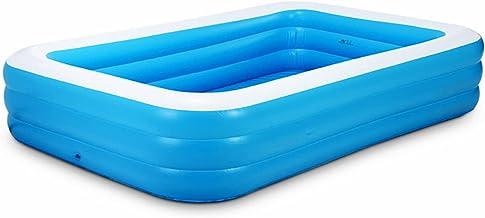 Opblaasbaar Zwembad Familie Super Casual Zwembad Volwassen Kinderen Zwembad Outdoor Tuin Achtertuin Zomer Water Party (Bla...