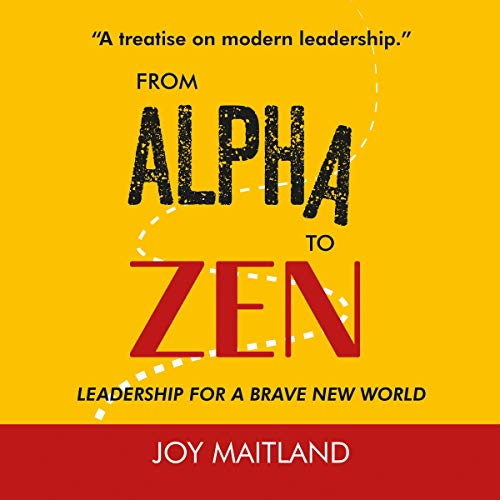 From Alpha to Zen cover art