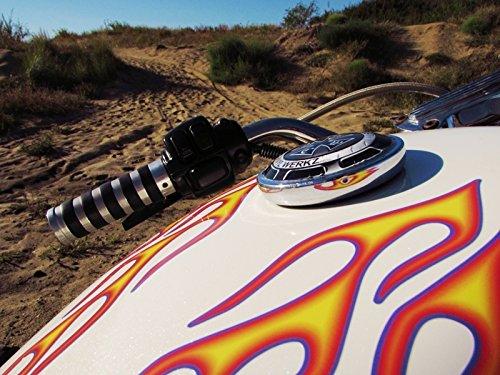 East Coast Vinyl Werkz No. 28 Purple Pinstripe Old School Flame Decals for Motorcycle Tank, fenders, Helmet