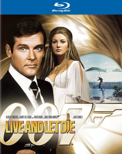 Live and Let Die [Blu-ray]