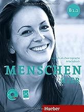 Menschen hier B1/2. Arbeitsbuch mit Audio-CD: Deutsch als Zweitsprache