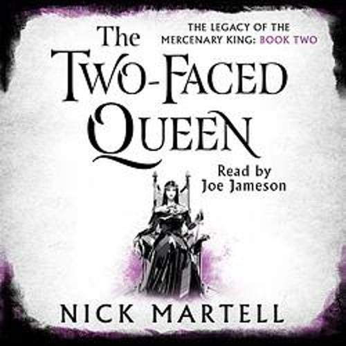 The Two-Faced Queen cover art