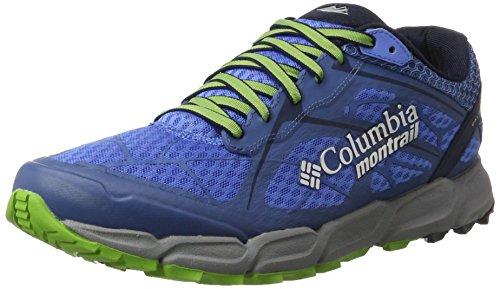 Columbia Caldorado II, Zapatillas de Running para Asfalto Hombre, Azul (Harbour Blue,...