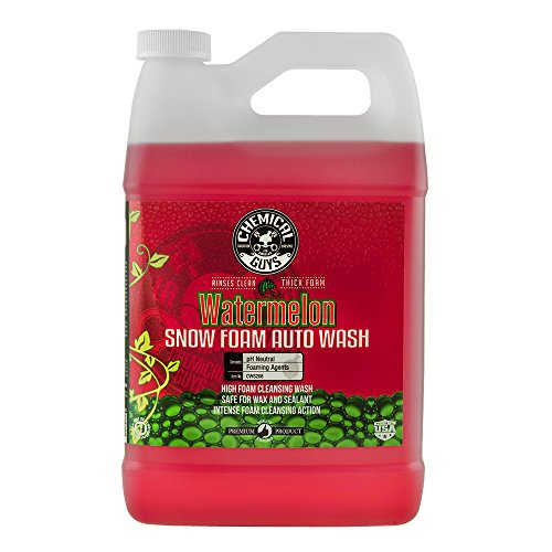 Product Image of the Chemical Guys CWS208 Watermelon Snow Foam Cleanser, 128 fl. oz