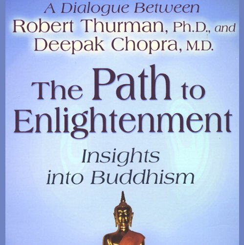 The Path to Enlightenment audiobook cover art