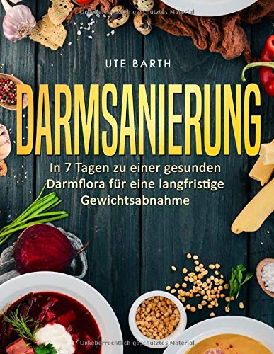 Ute Barth:<br />Darmsanierung - jetzt bei Amazon bestellen