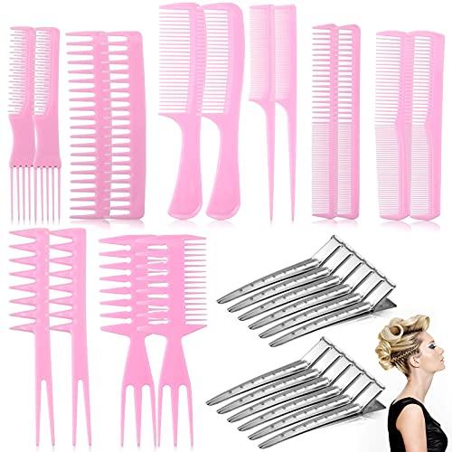 28 pcs hair styles _image1
